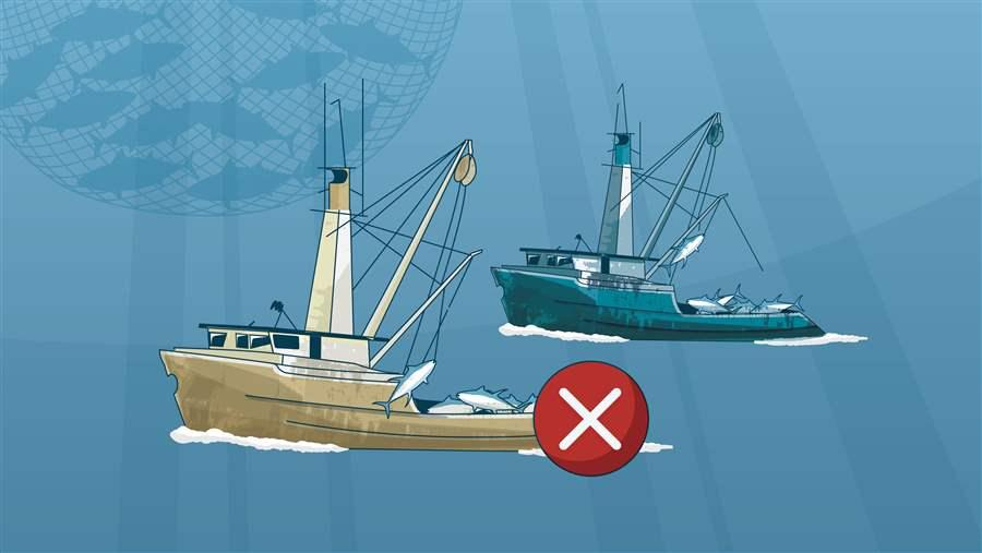 Illegal fishing