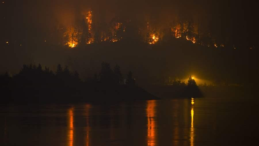 Wildfires Put State Budgets Under Pressure | The Pew
