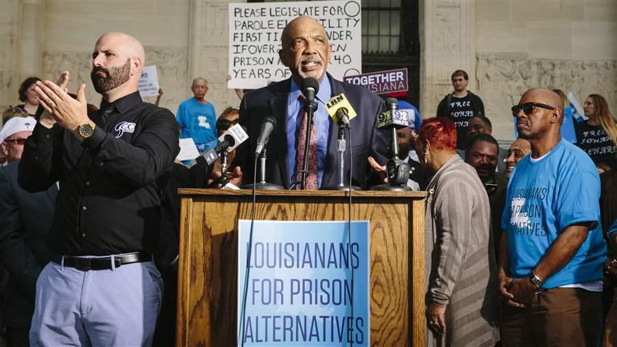 Louisiana criminal justice reforms