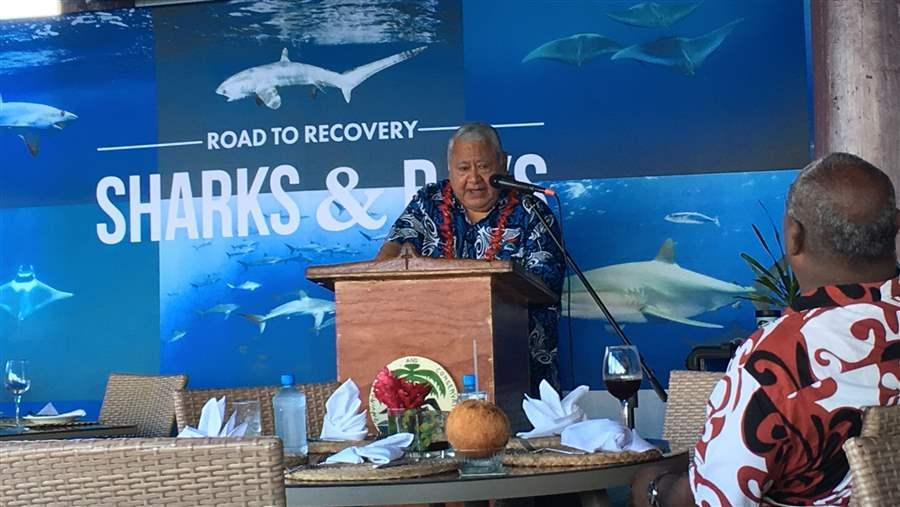 Pacific Shark Ministerial Symposium