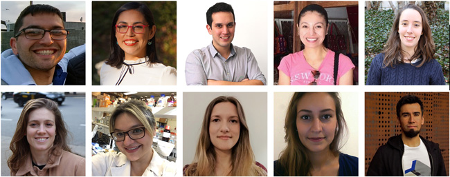 2018 Pew Latin America Fellows