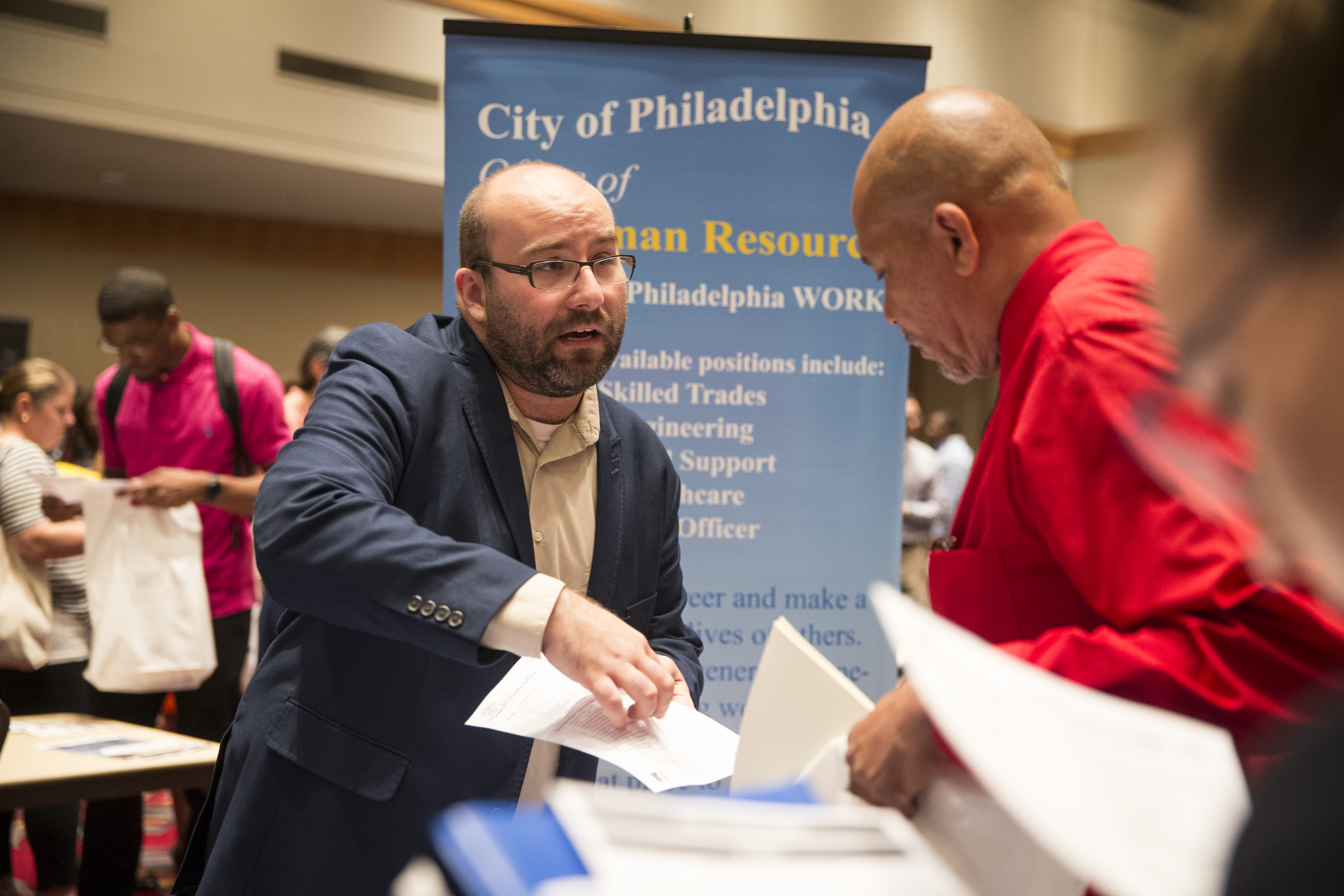 Hiring and employment in philadelphia city government the pew press releases statements june 26 2018 fandeluxe Image collections