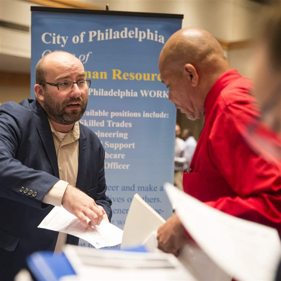 Hiring and Employment in Philadelphia City Government | The Pew