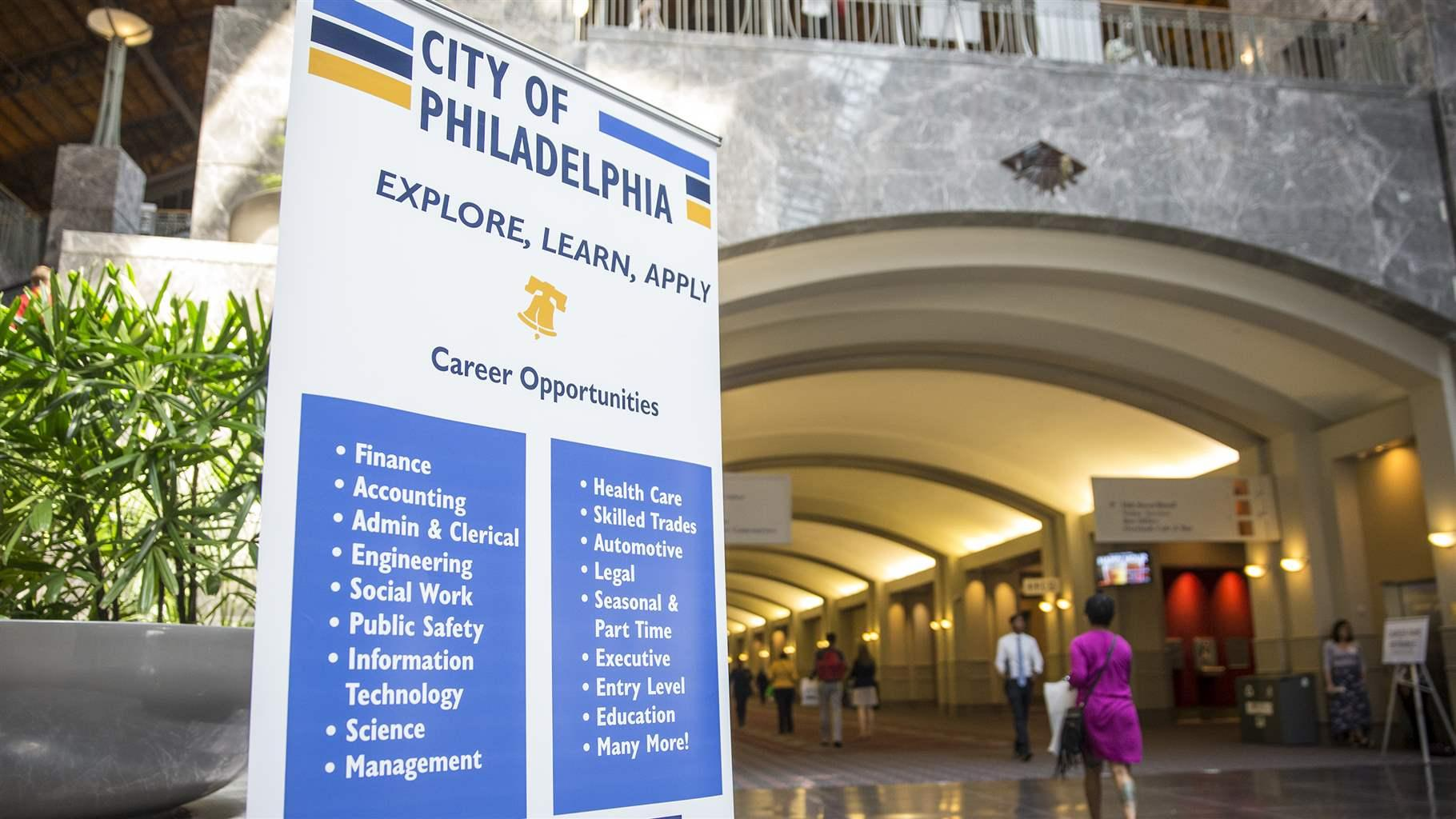 Hiring and employment in philadelphia city government the pew hiring and employment in philadelphia city government the pew charitable trusts fandeluxe Image collections