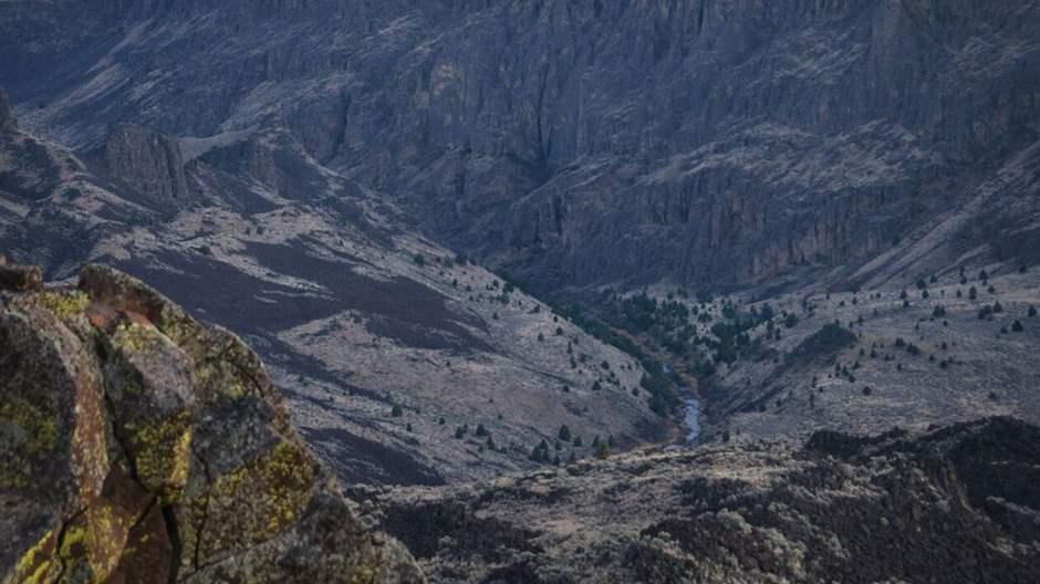 Owyhee Canyons