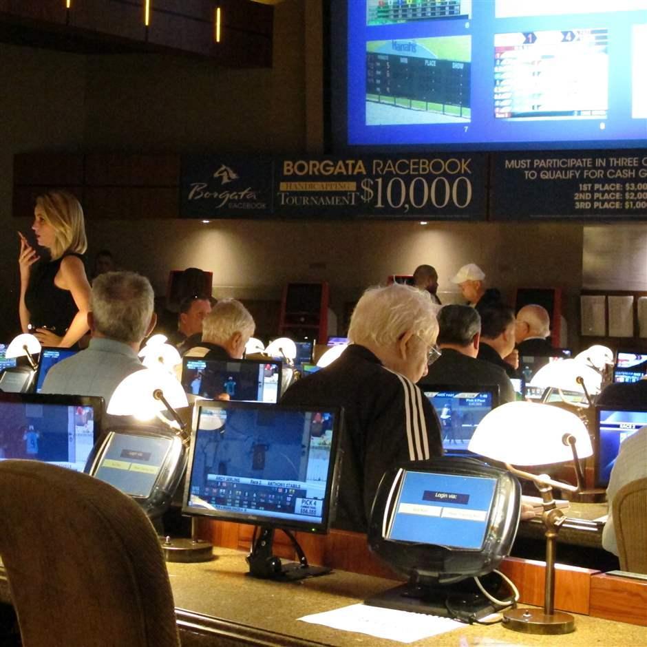 Regional Rivalries Arise in Dash for Sports Gambling Cash