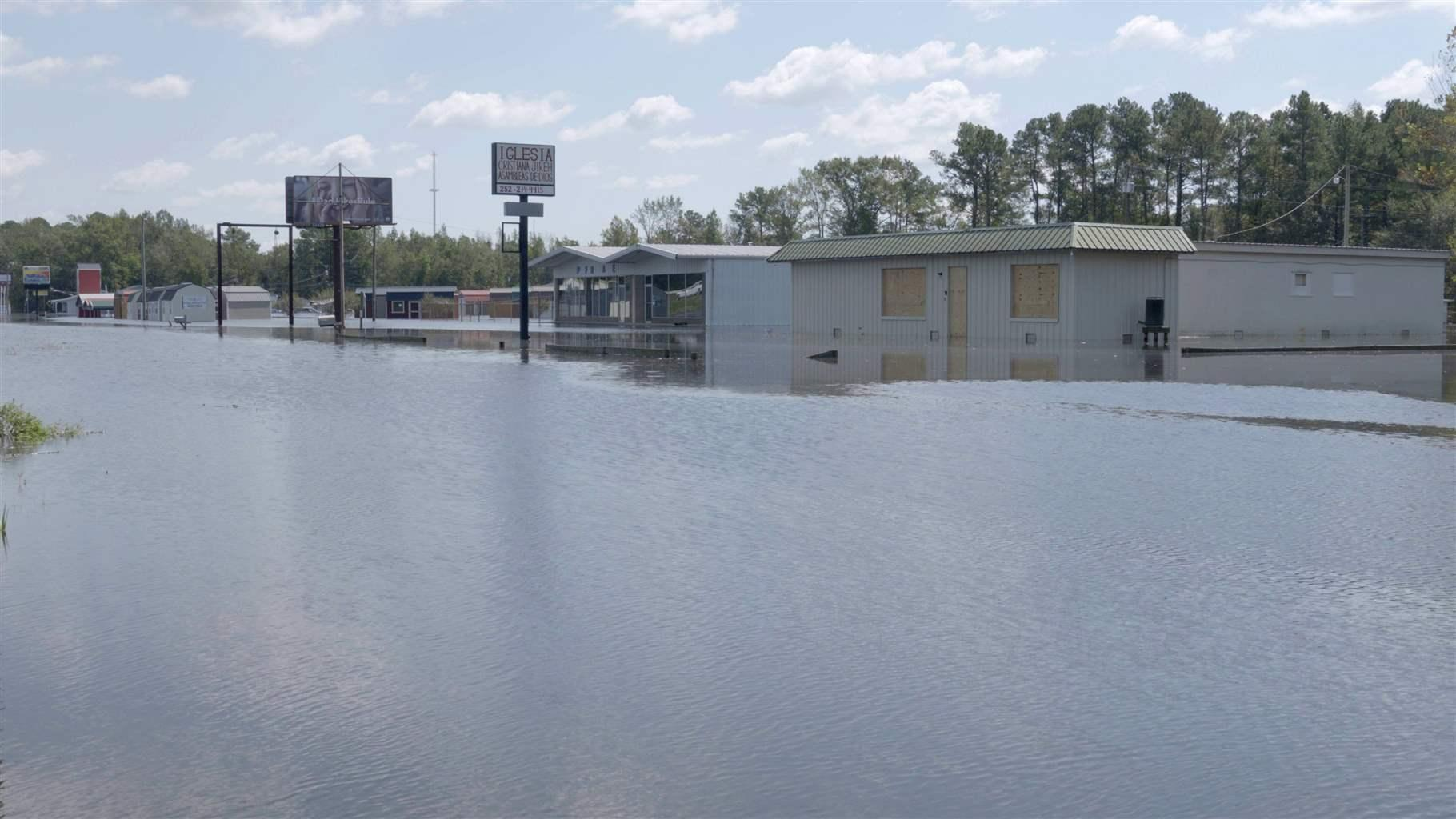 Recent Hurricanes Underscore Critical Need for Better Flood Ready Infrastructure Standards