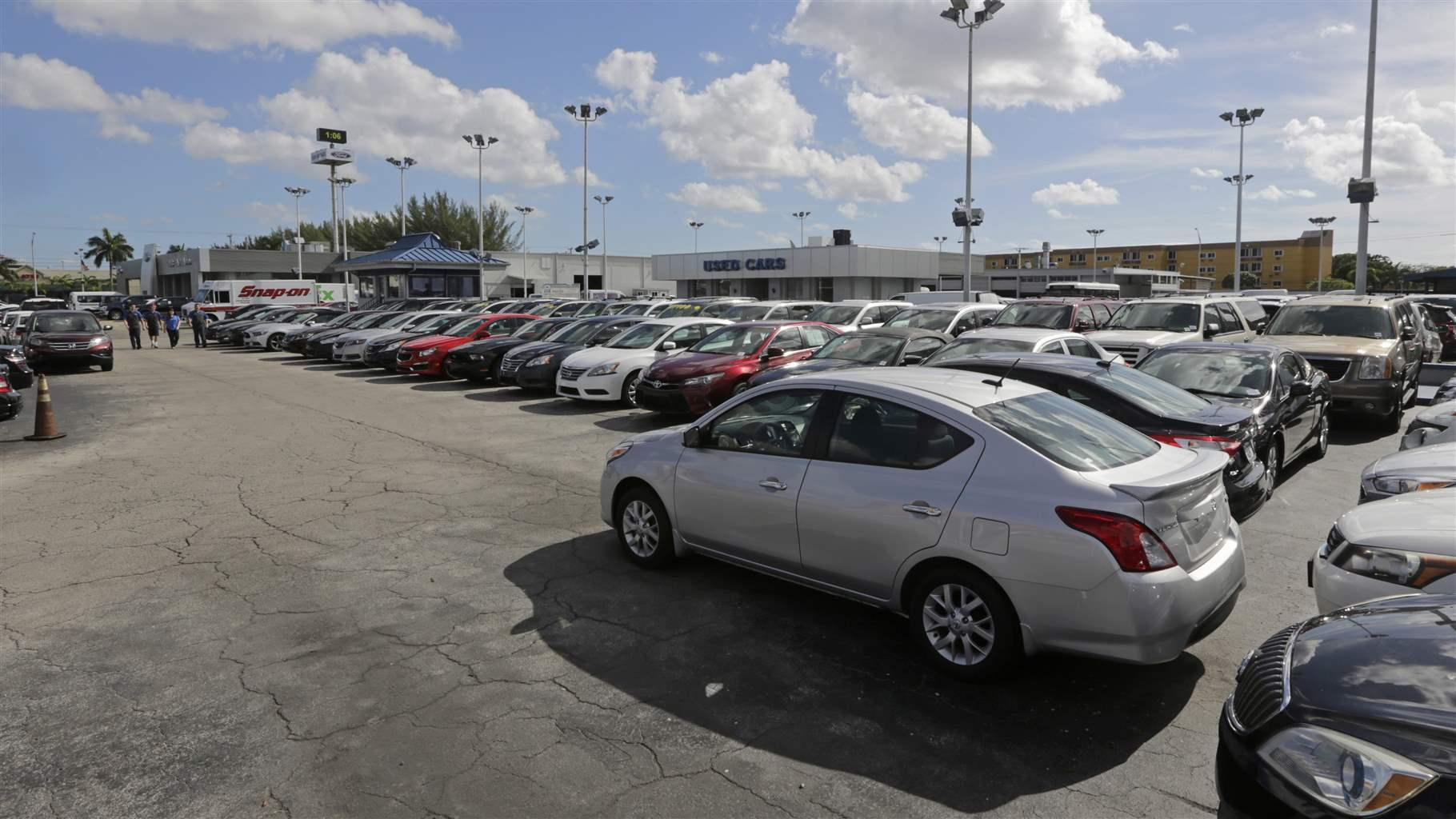 Late Payment? A 'Kill Switch' Can Strand You and Your Car | The Pew
