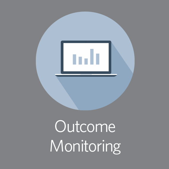 Outcome monitoring