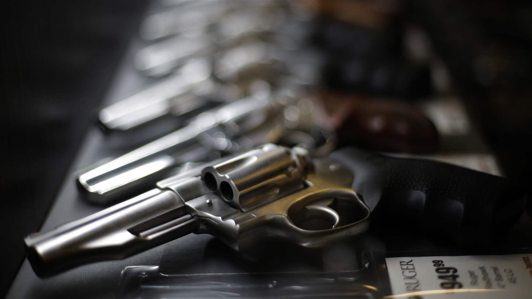 Another Big Year Expected for Gun Control in the States