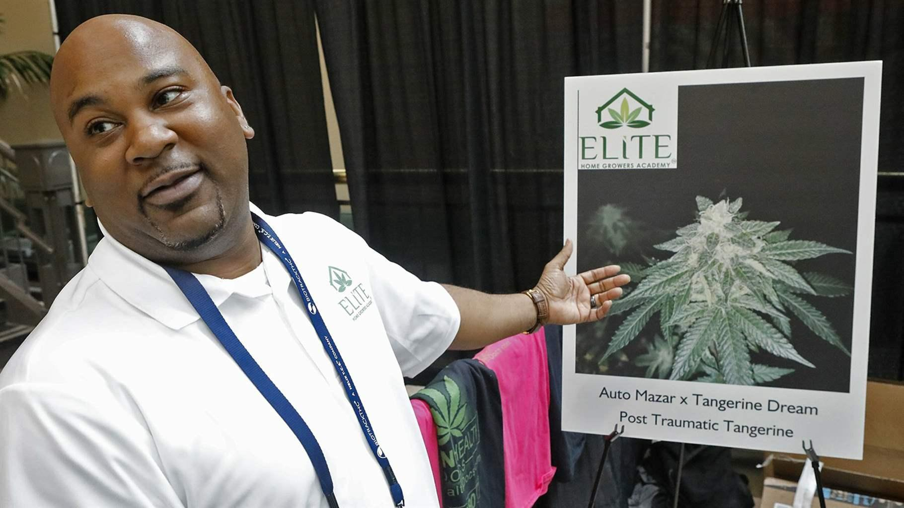 African-Americans Missing Out on Southern Push for Legal Pot | The Pew  Charitable Trusts