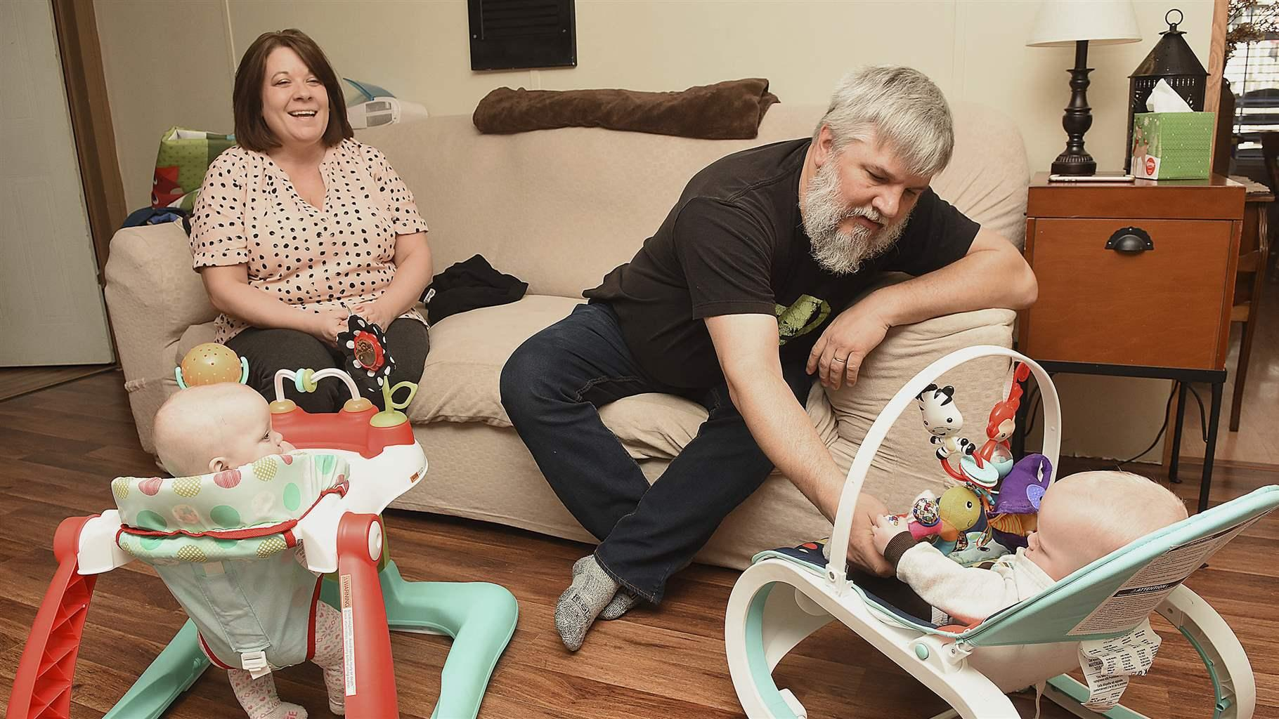 As Need Grows, States Try to Entice New Foster Parents