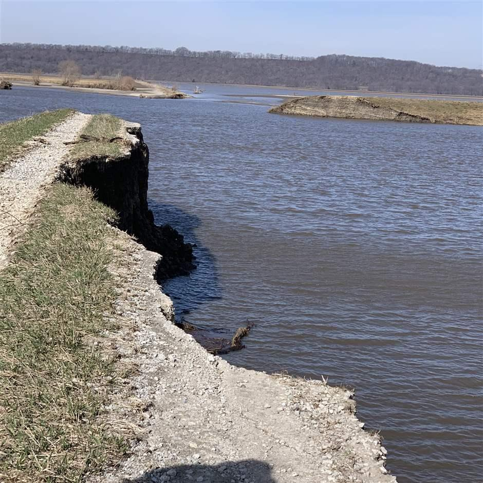 Midwest Farmers Suffer After Floods: 'I Got My Life in This