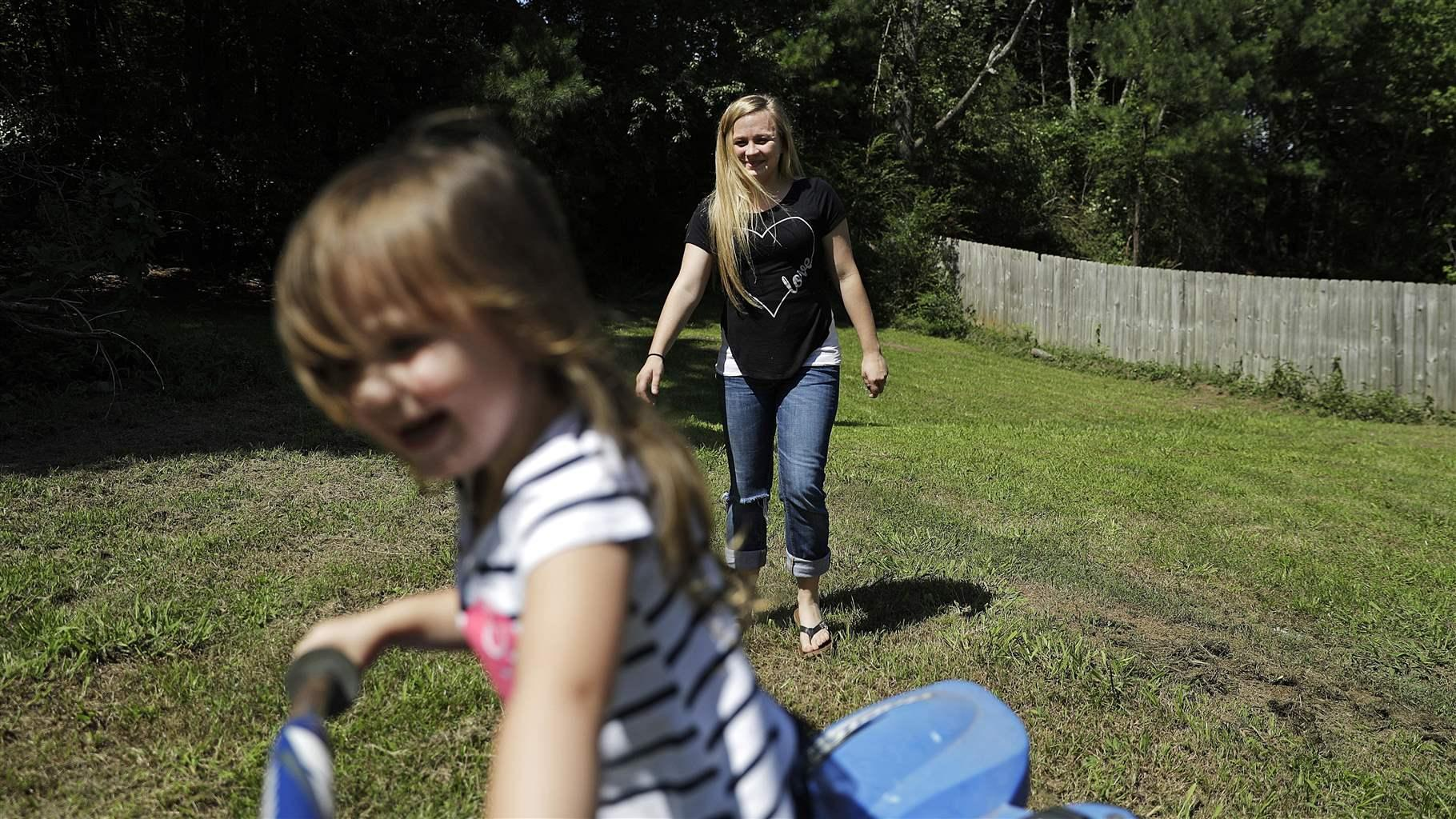 Foster Care Crisis Opens Door to Second-Chance Parents   The