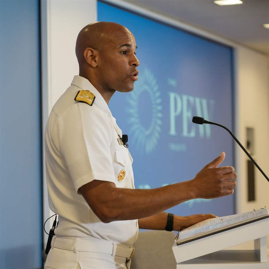 Surgeon General Jerome Adams
