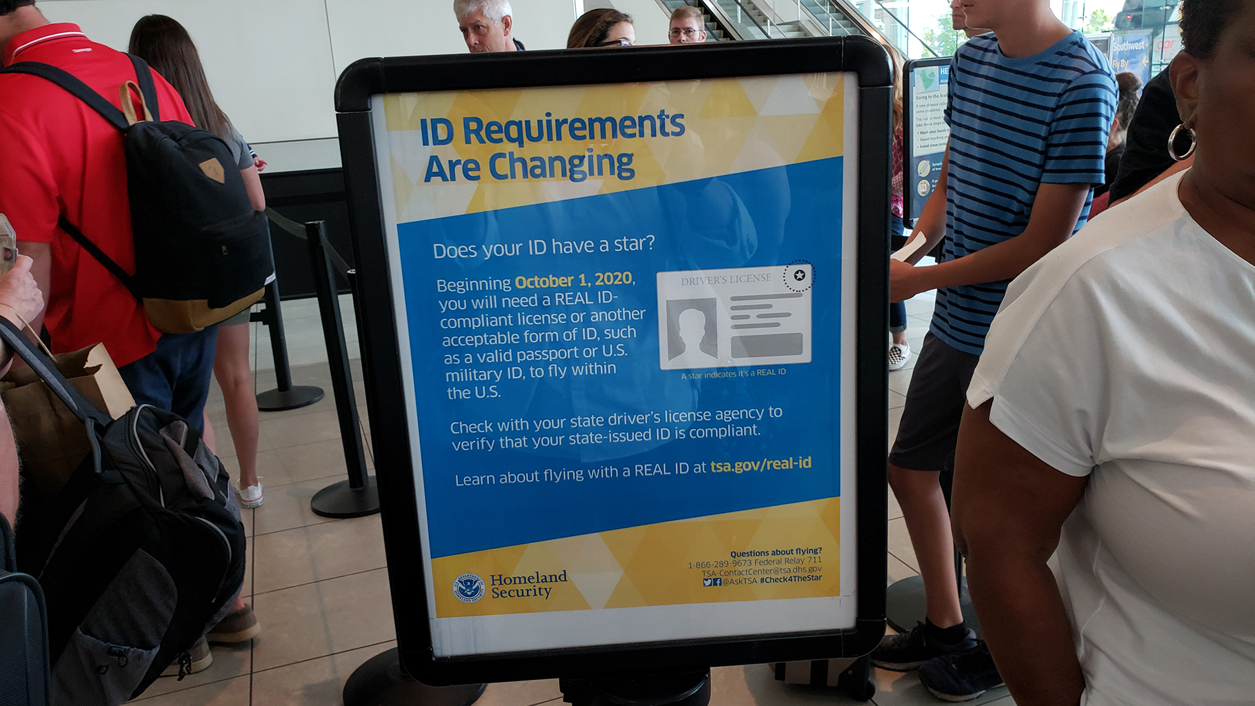 Maryland Lawmaker Warns Real ID Snafu Could Lead to License