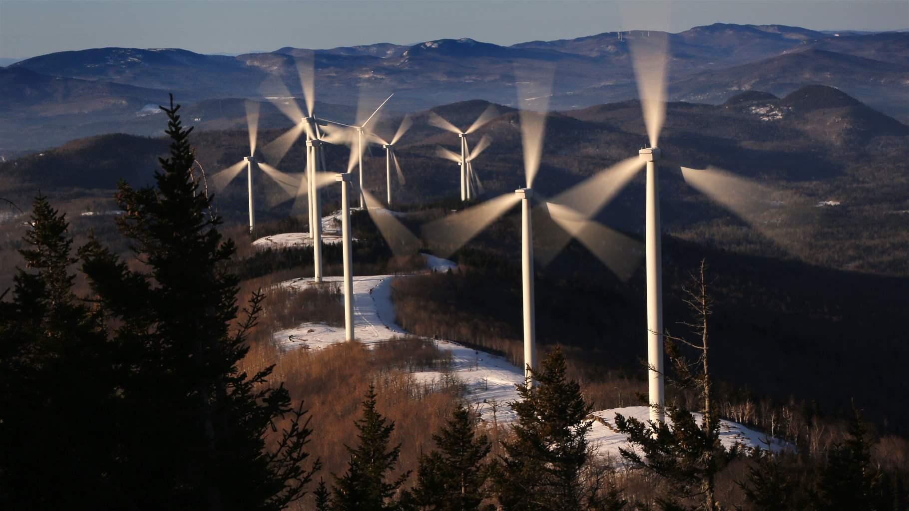 To Counteract Trump on Climate, States Set Clean Energy