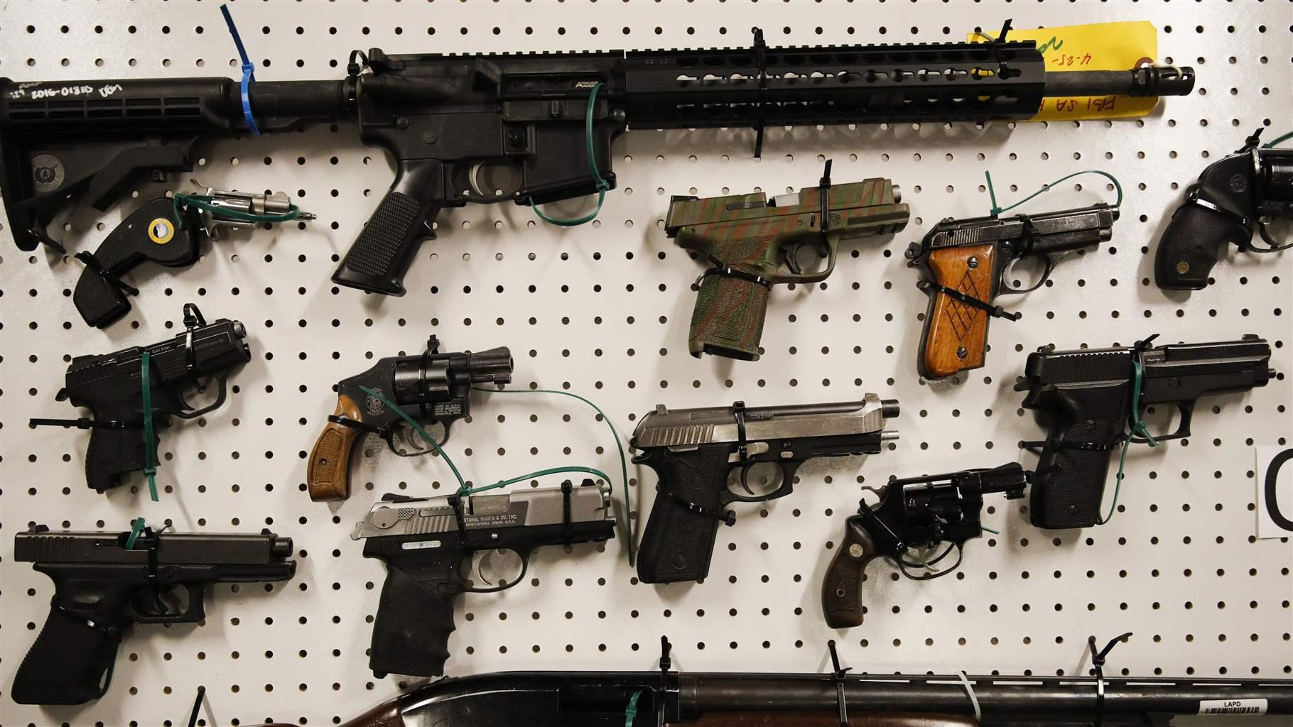 Red Flag Laws Spur Debate Over Due Process | The Pew
