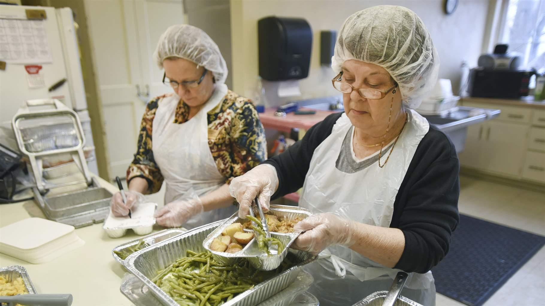 Rural areas hope to get more from national service programs...