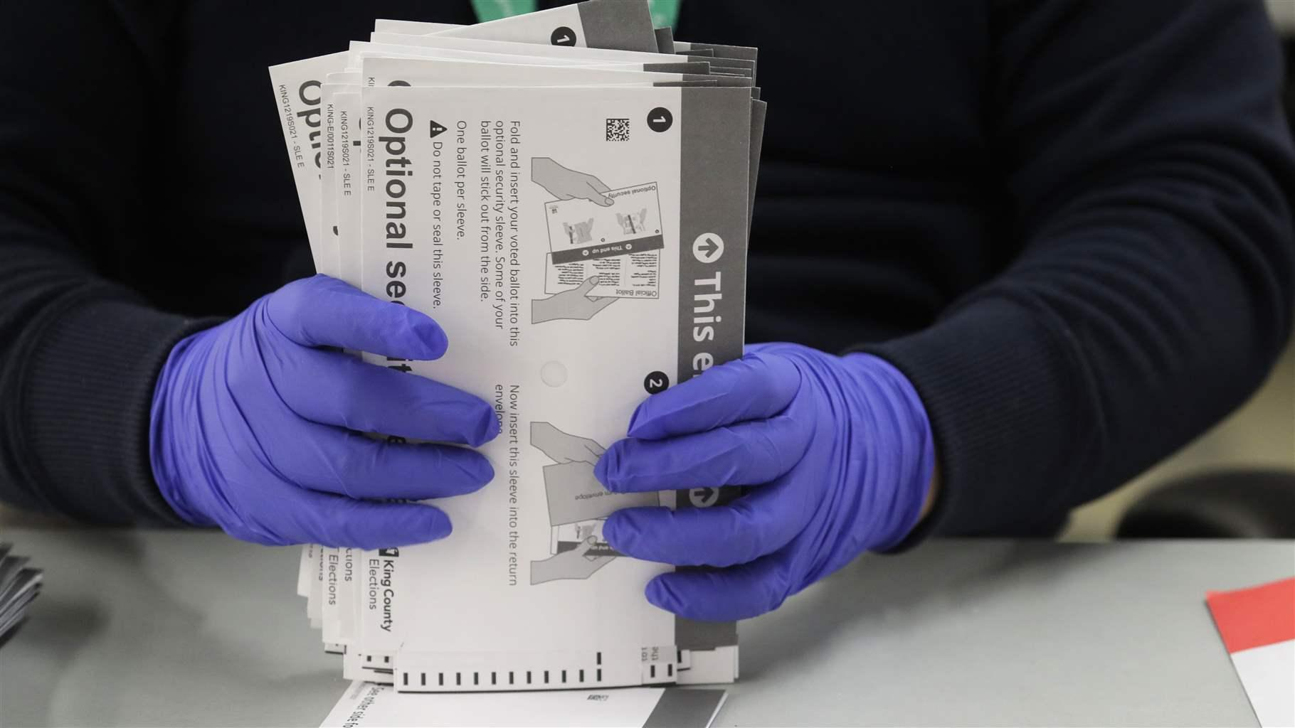 Coronavirus Could Get U S To Vote By Mail The Pew Charitable Trusts