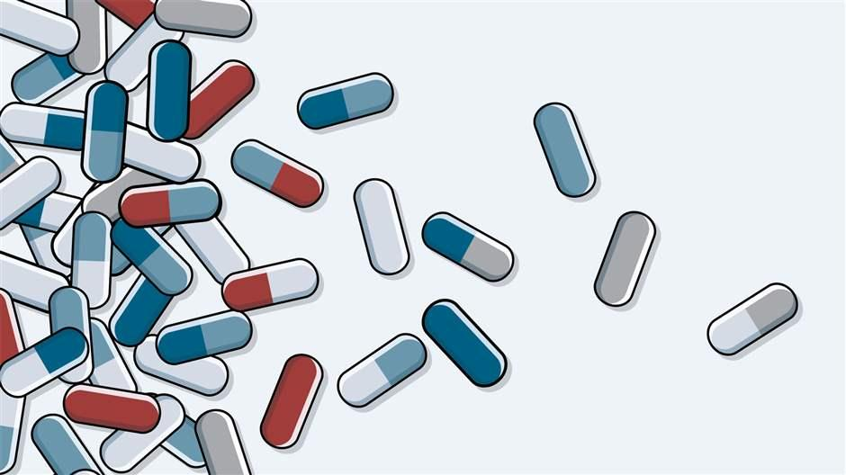 Pills illustration