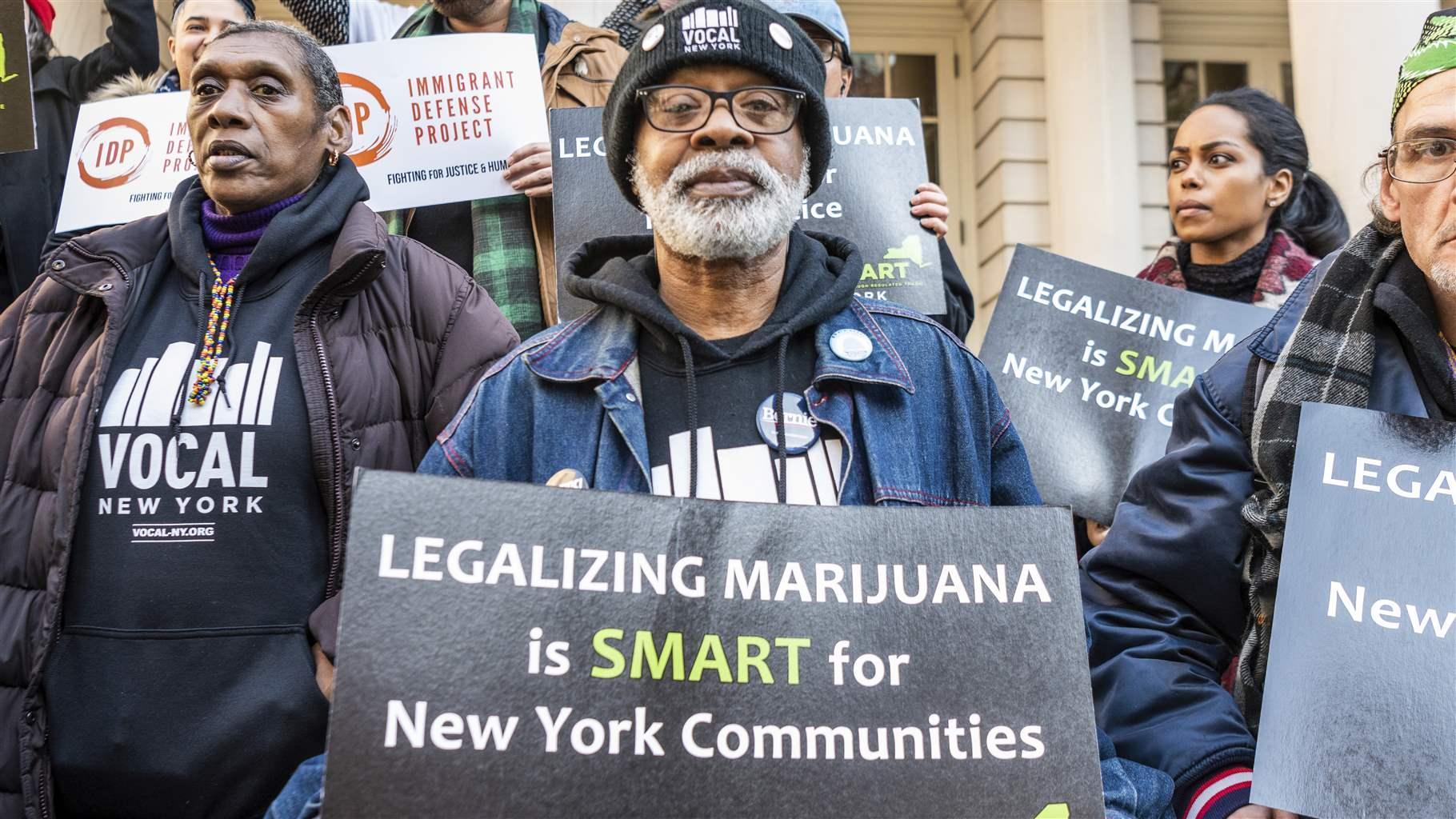 Policing Protests Propel Marijuana Decriminalization Efforts | The Pew  Charitable Trusts