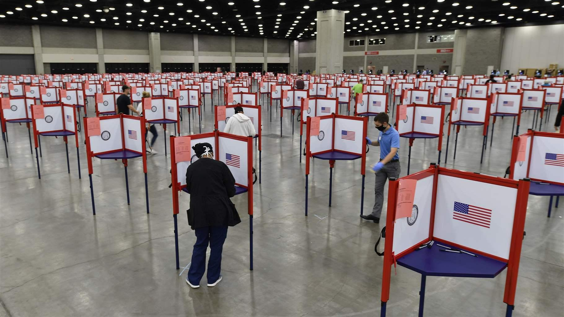 Election Experts Warn Of November Disaster The Pew Charitable Trusts