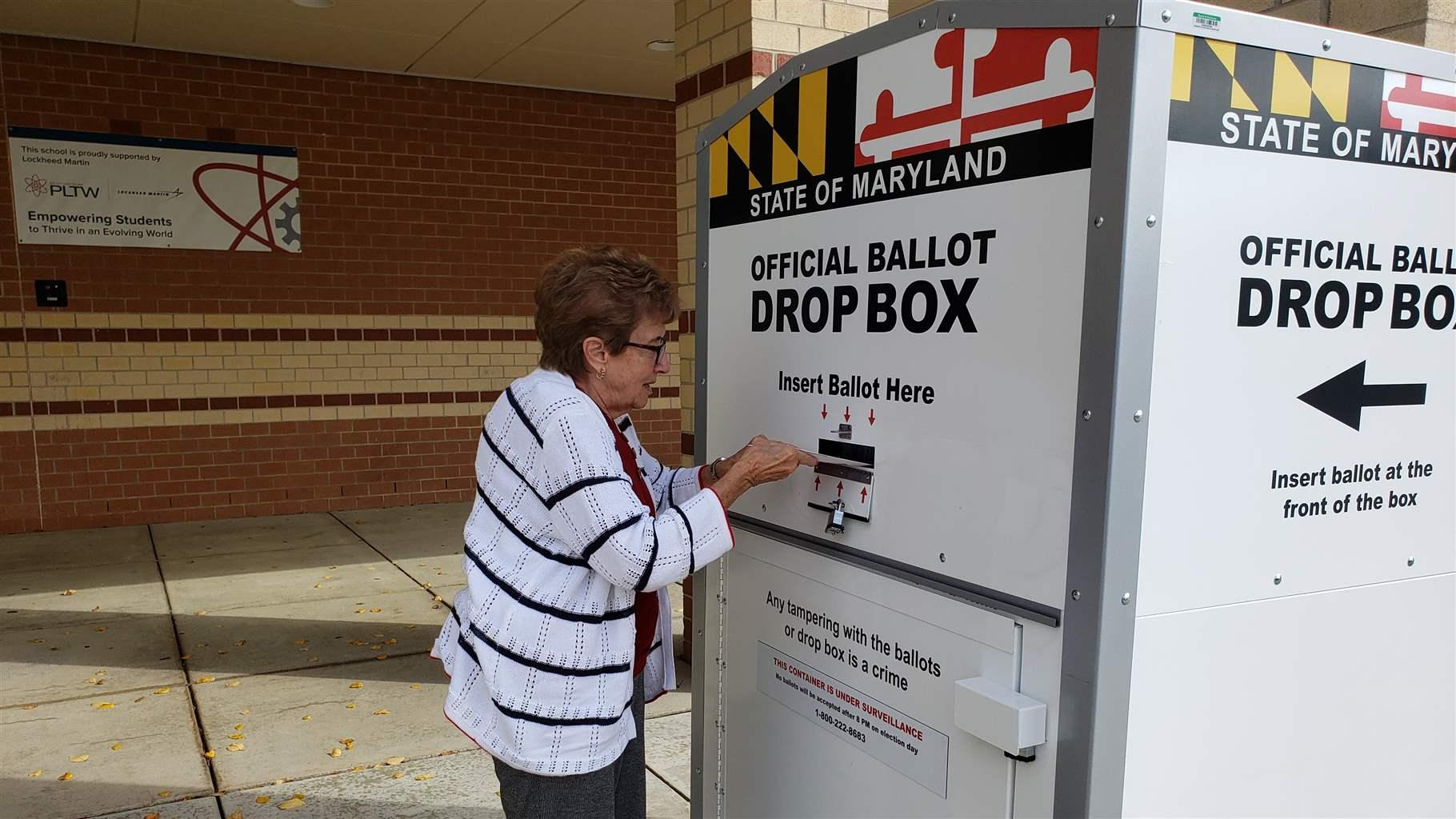 Rise In Use Of Ballot Drop Boxes Sparks Partisan Battles The Pew Charitable Trusts