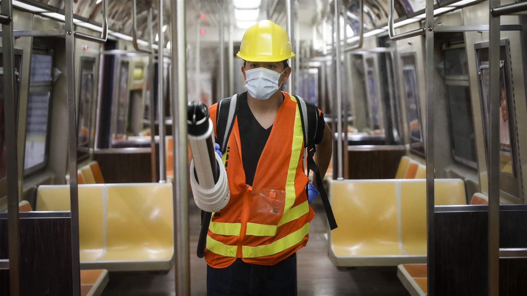 Public Transit, Battered by Pandemic, Triumphs at Ballot Box