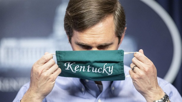 Kentucky Gov. Andy Beshear