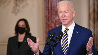 President Biden speaking