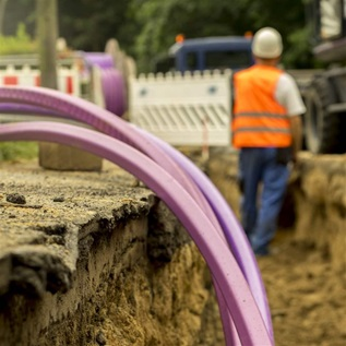 Broadband construction