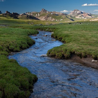 The Little Cimarron River