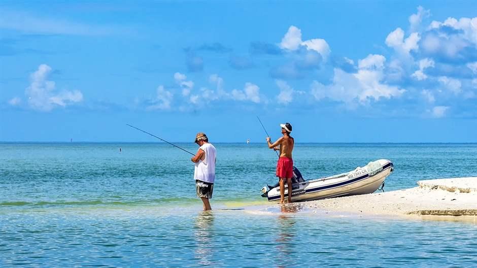 Rookery Bay, Florida