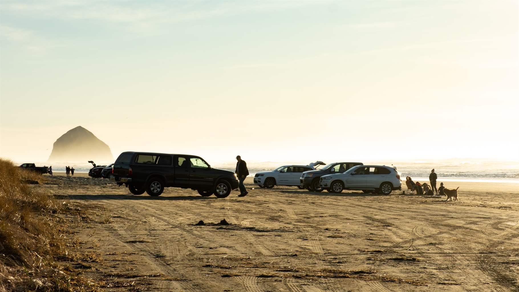 Beach drivers