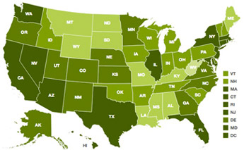US Immigration: National and State Trends and Actions Overview | The ...