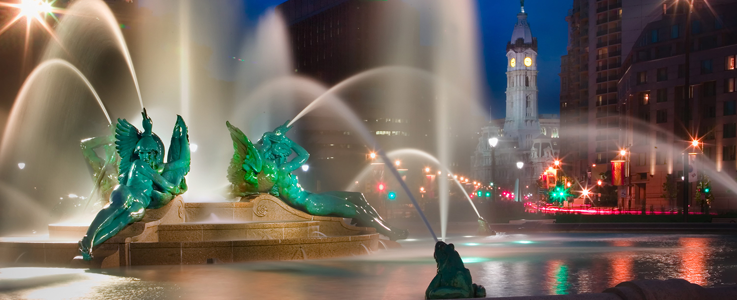 Swann Fountain, Philadelphia