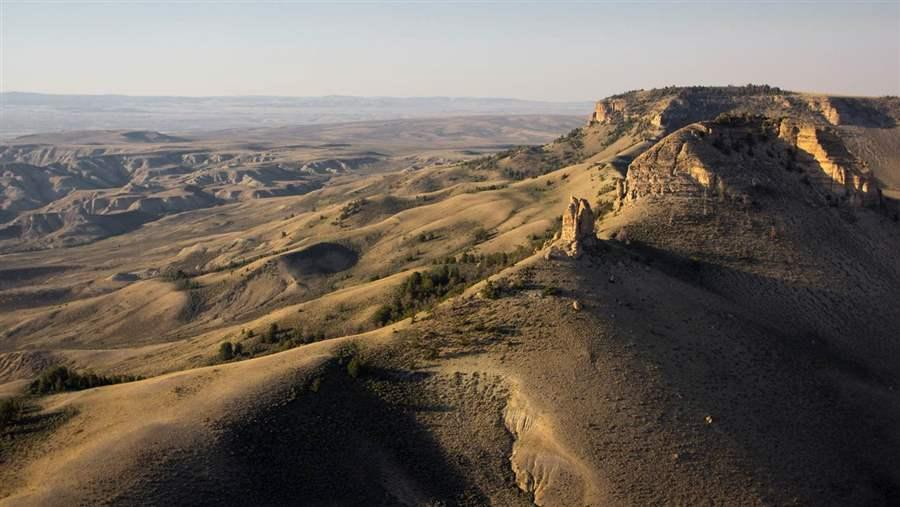 Oregon Buttes Wilderness Study Area