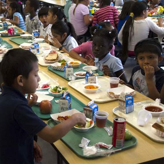 School Food Success Stories
