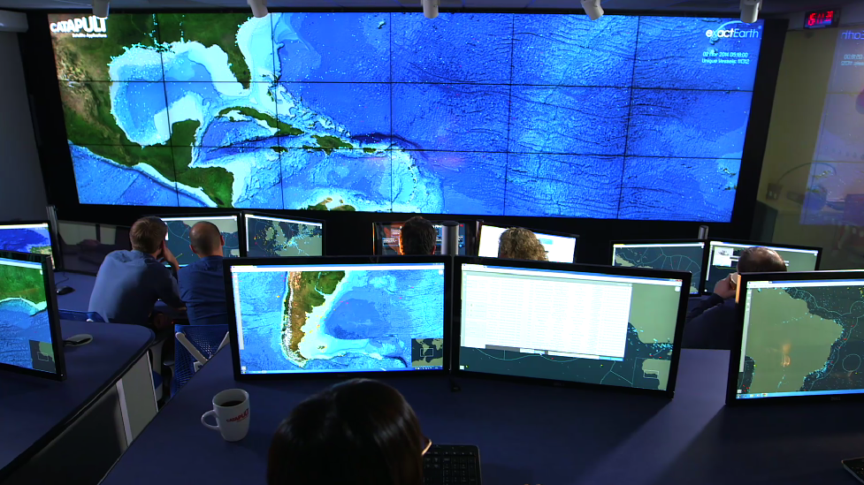 Project Eyes on the Seas - Virtual Watch Room