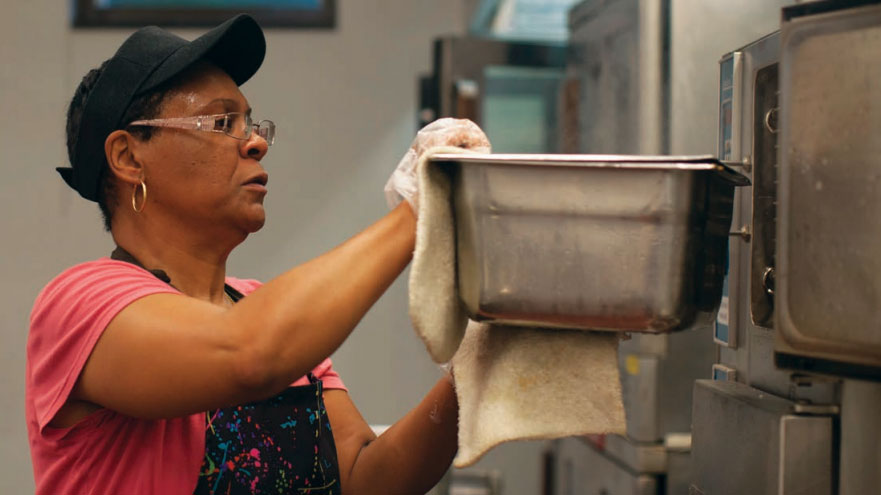 Serving Healthy School Meals: Kitchen Equipment