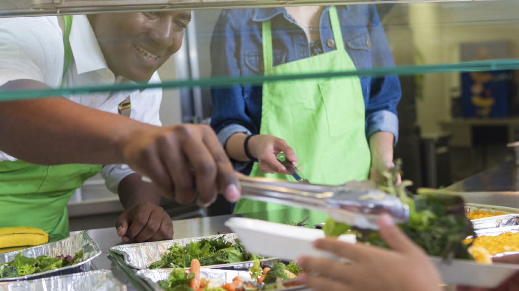 Serving Healthy School Meals