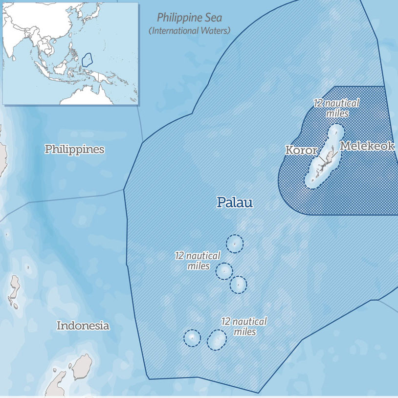 Proposed Palau National Marine Sanctuary