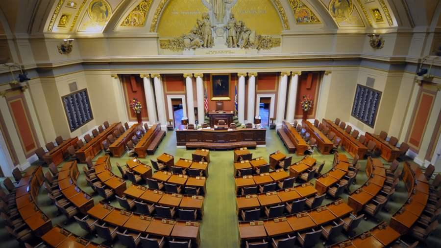 Senate Chambers Minneapolis
