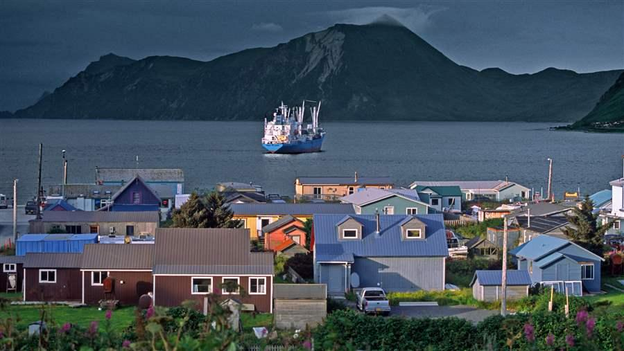 dutch harbor
