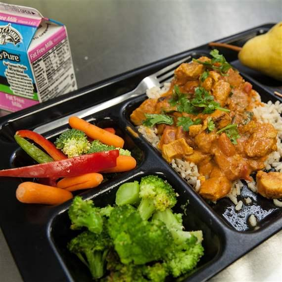 5 Ways Healthy School Lunches Meet Goals of National Nutrition Month