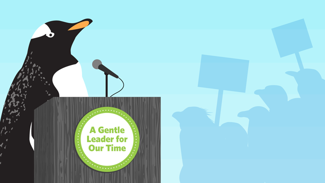 Not a bad decision! The gentoo will be a wonderful leader.