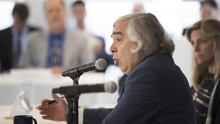 Secretary Moniz