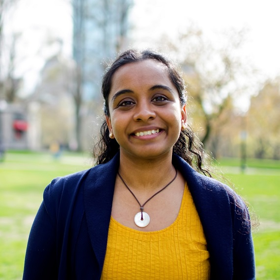 Radhika Subramanian, Ph.D.