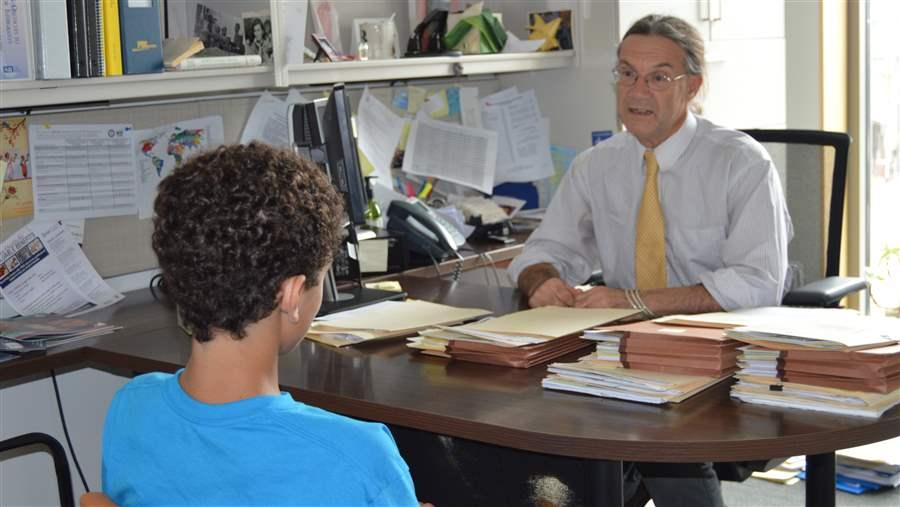 Community Legal Services provides free legal advice to Philadelphians